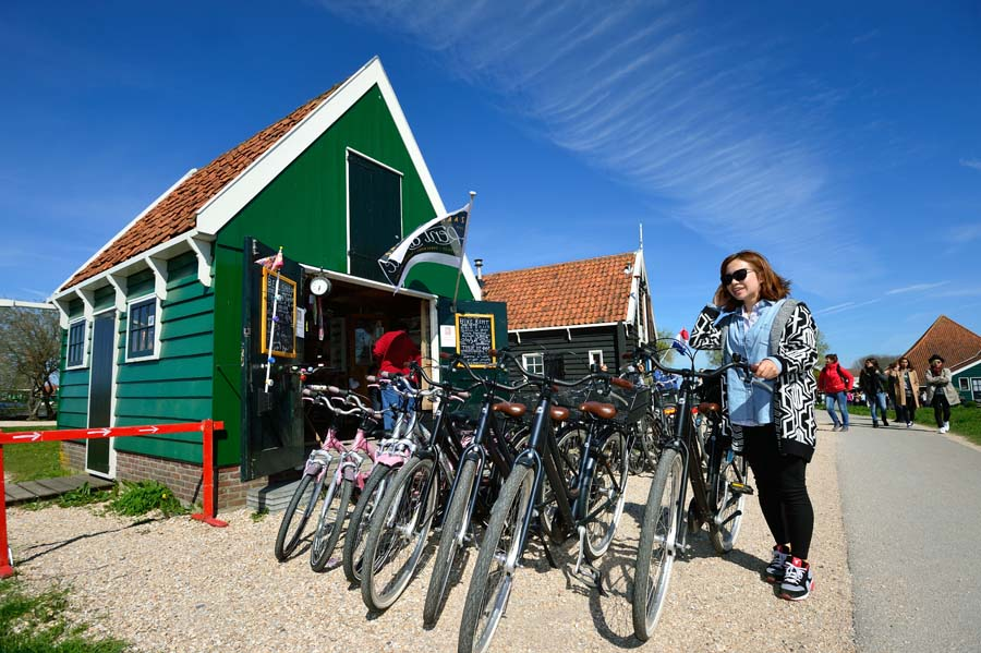 The Zaanse Schans Card, hall rental and group packages