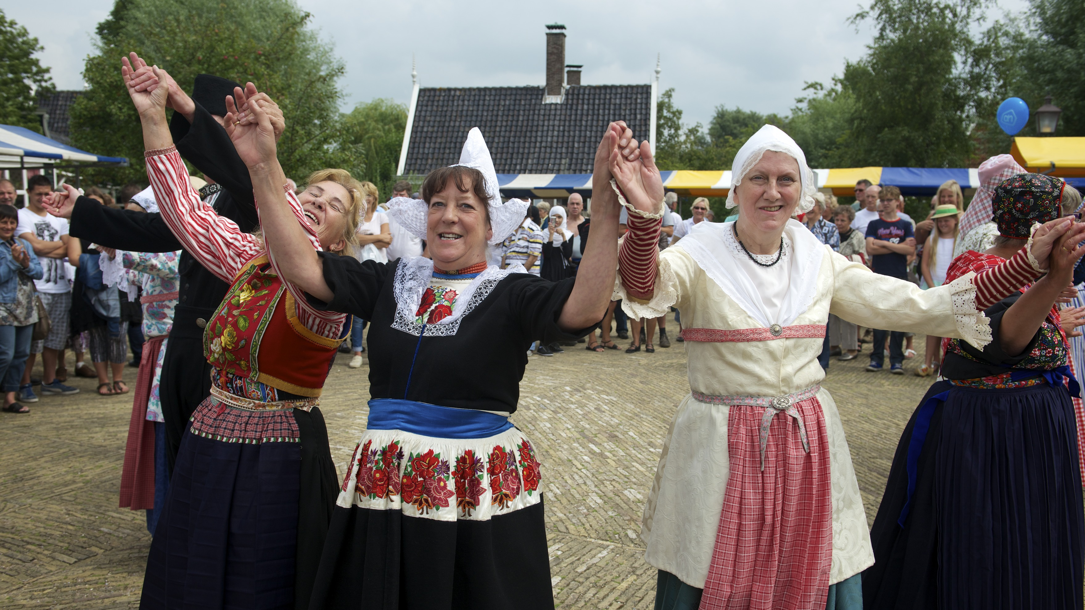 Folkloredag 20 augustus   de zaanse schans