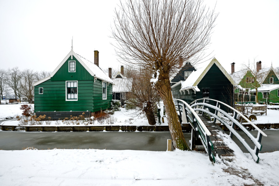 Dinner Set Tuin : Discover dutch crafts windmills and museums at the zaanse schans